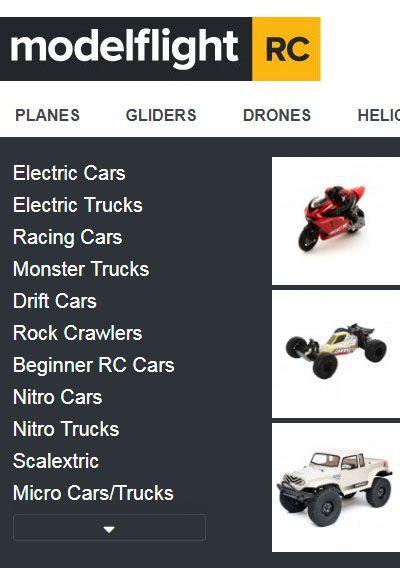 Modelflight - RC Hobby shop for all things RC Hobbies and Models
